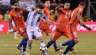 Soi kèo Argentina vs Chile, 04h00 ngày 15/6, Copa America