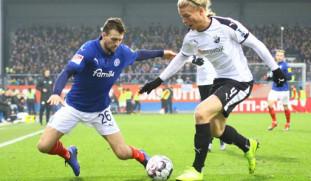 Soi kèo bóng đá trận Holstein Kiel vs Sandhausen, 23h30 ngày 4/5, Hạng 2 Đức